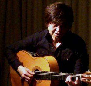5/26(日)西本 論史 ギターSOLO