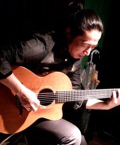 5/9(木)清野 拓巳 ギターソロ Untied Strings